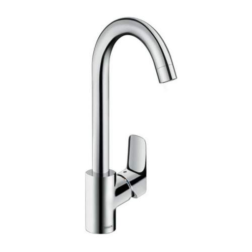 Hansgrohe Logis Single Lever 260 Kitchen Mixer Tap - 71835000