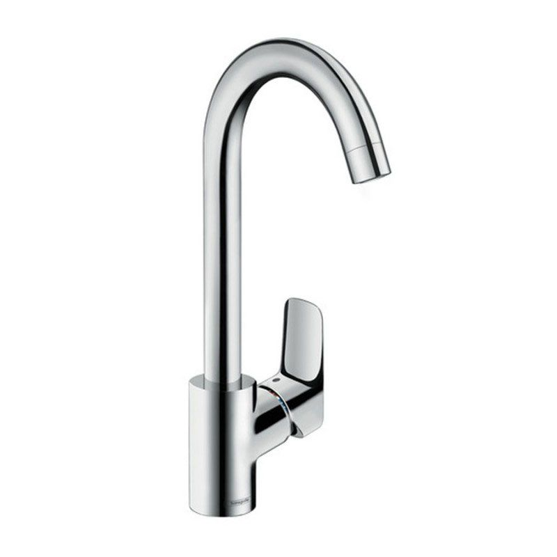 Hansgrohe Logis 260 Kitchen Mixer Tap - Sinks-Taps.com