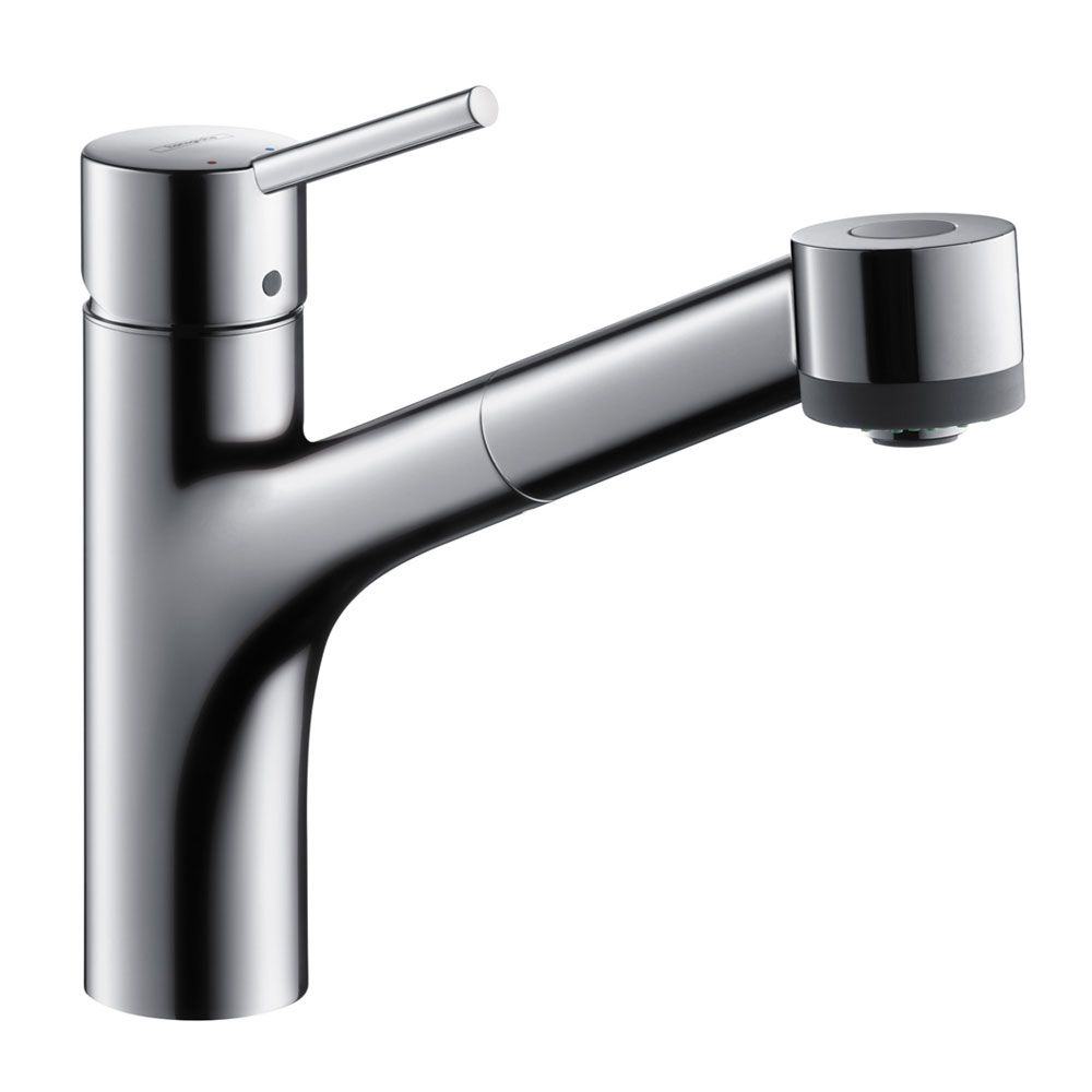 Hansgrohe Talis S Pull Spray Out Mixer Tap - Sinks-Taps.com