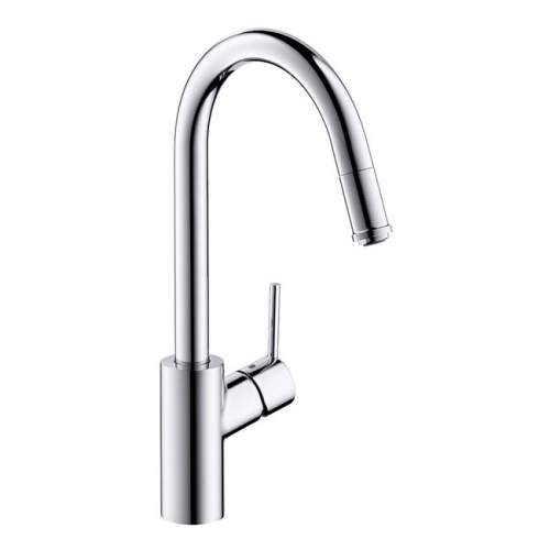 Hansgrohe Talis S² Variarc Single Lever Kitchen Mixer with Pull-out Spout - 14872000