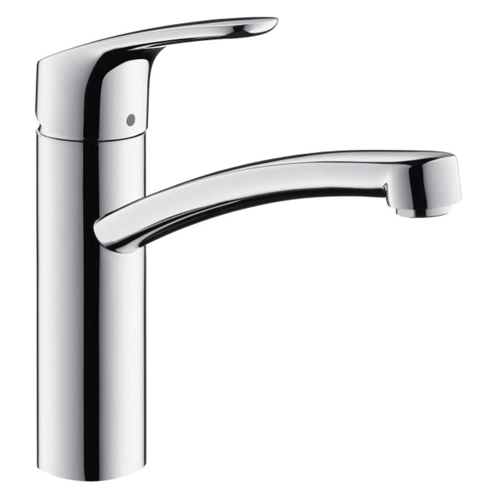 Hansgrohe Focus 160 Lever Kitchen Mixer Tap - Sinks-Taps.com