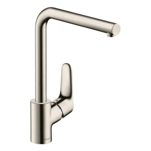Hansgrohe Focus 280 Single Lever Kitchen Mixer Tap with Swivel Spout