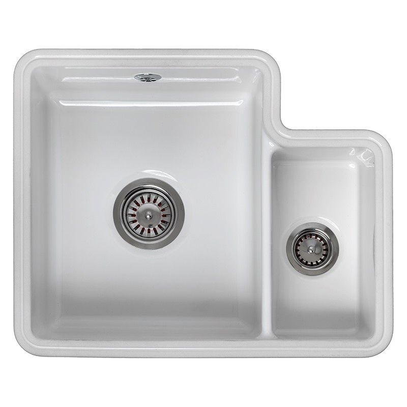 Reginox TUSCANY 1.5 Bowl Ceramic Sink - Sinks-Taps.com
