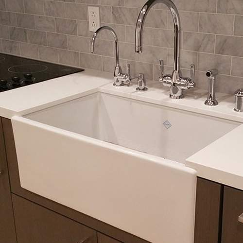 Shaws SHAKER 800 Sink