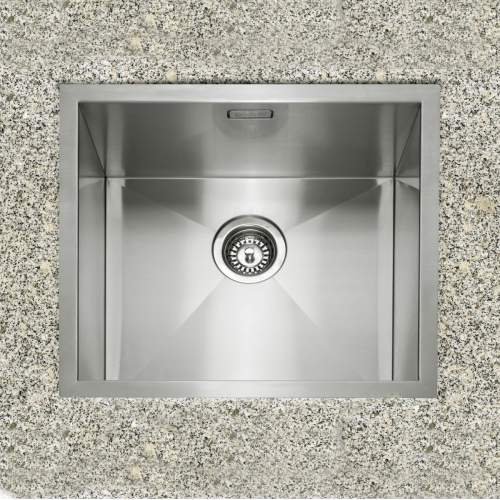 Caple Zero 45 Stainless Steel Sink