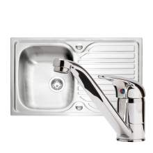 Caple Arrow 91 Sink and Tap Pack