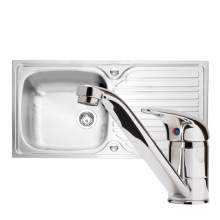 Caple Arrow 101 PK/AR101 Sink and Tap Pack