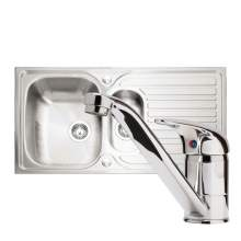 Caple Arrow 151 PK/AR151 Sink and Tap Pack