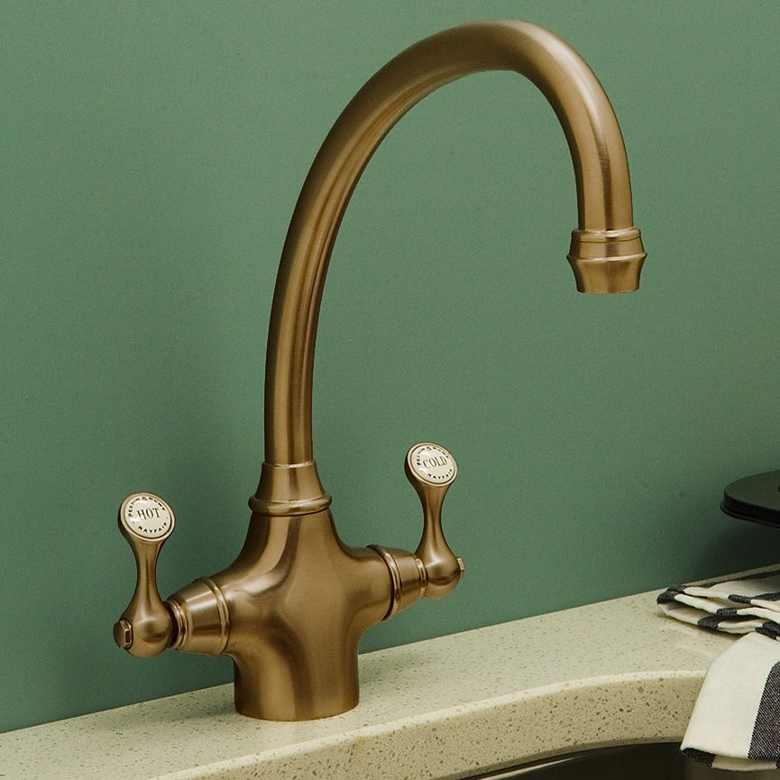 Perrin And Rowe Etruscan 4320 Kitchen Tap Sinks Taps Com