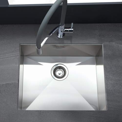 Bluci KUBE 50 Undermount 1.0 Bowl Kitchen Sink