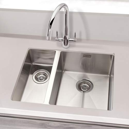 Bluci ACUTE 07 Versatile 1.5 Bowl Kitchen Sink