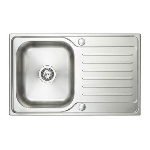 Bluci Rubus 17 Compact Single Bowl Kitchen Sink