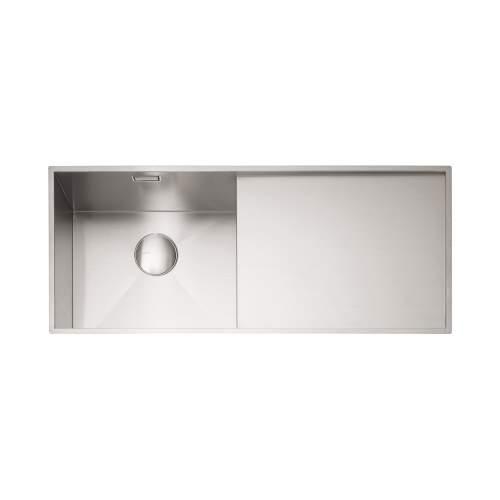 Caple NADA 100 Stainless Steel 1.0 Bowl Kitchen Sink