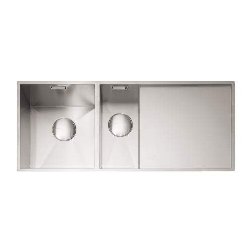 Caple NADA 150 Stainless Steel 1.5 Bowl Kitchen Sink