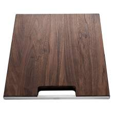 Blanco Steelart Elements Wooden Walnut Finish Chopping Board - BL467638