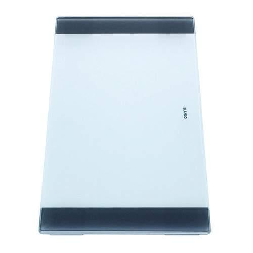 Blanco Steelart Clear Glass Chopping Board