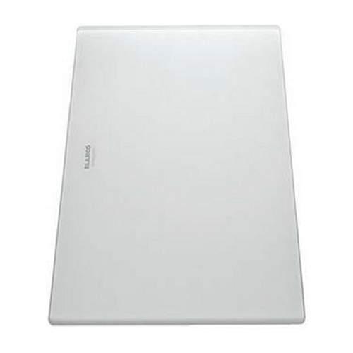 Blanco Steelart Elements White Glass Chopping Board