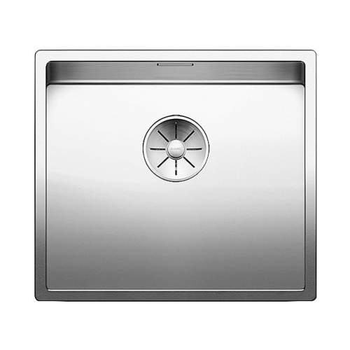 Blanco CLARON 450-U Steelart Elements Stainless Steel Undermount Kitchen Sink - Model: BL467692