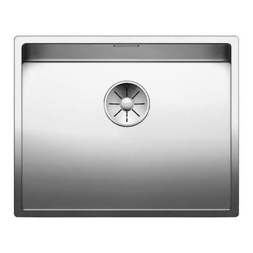 Blanco CLARON XL 60-U Steamer Plus Steelart Undermount Sink - Model: BL467850
