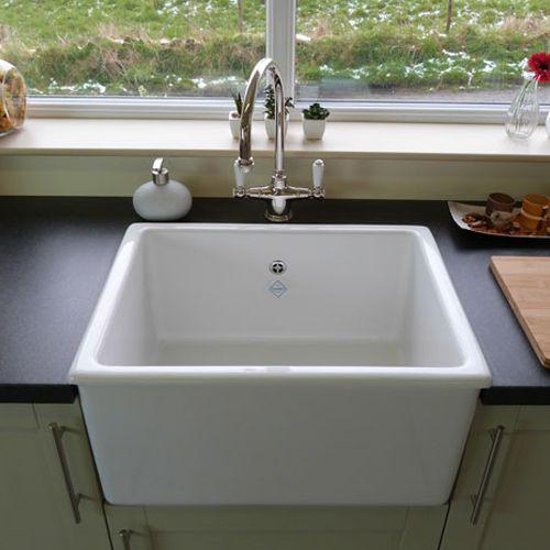 Shaws Whitehall Deep Bowl Belfast Kitchen Sink Sinks