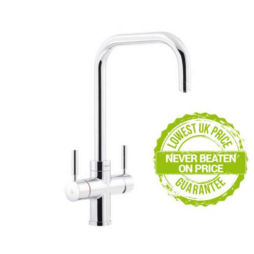 Abode PRONTEAU  Prostyle 3 in 1 Kitchen Tap in Chrome