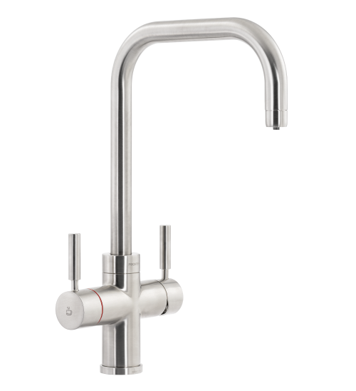 Abode PRONTEAU  Prostyle 3 in 1 Kitchen Tap in Brushed Nickel