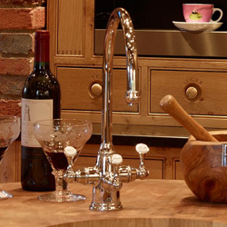 Perrin and Rowe ETRUSCAN 1420 Kitchen Water Filter Tap