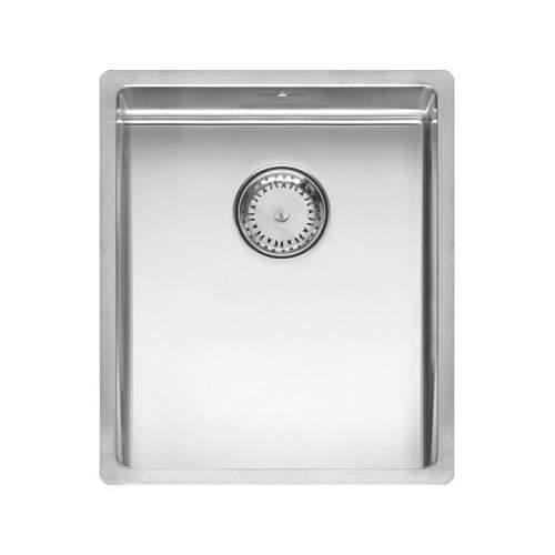 Reginox New York 34x40 Single Bowl Sink