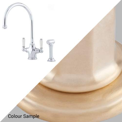 Perrin and Rowe 4360 Phoenician Tap with Rinse