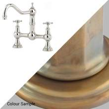 Perrin and Rowe 4750 Provence Bridge Kitchen Tap