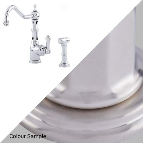 Perrin and Rowe 4746 Aquitaine Tap with Rinse