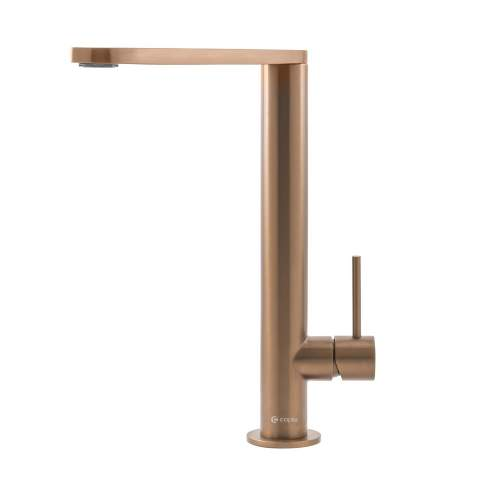 Caple KARNS Single Lever Stainless Steel Tap in Copper
