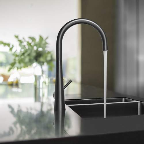 Caple RIDLEY Stainless Steel Single Lever Tap Lifestyle