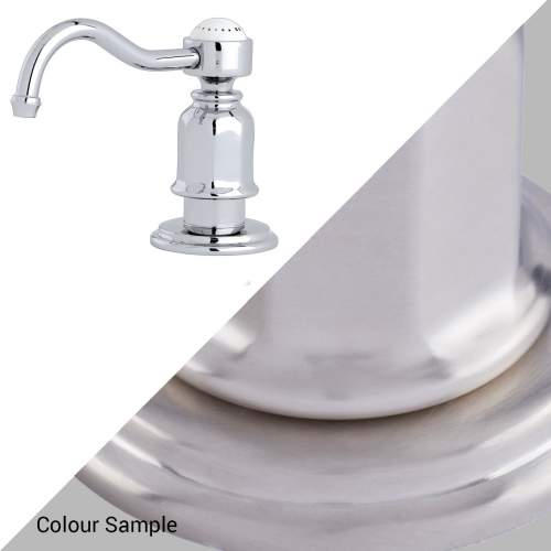 Perrin & Rowe 6995 Soap Dispenser in Pewter