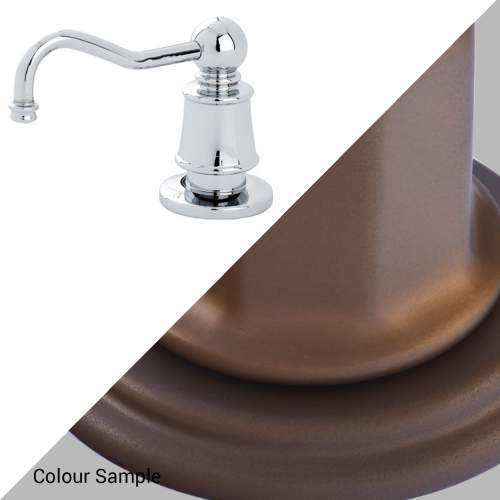 Perrin & Rowe 6695 Soap Dispenser in Bronze