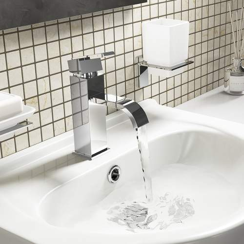 Aquabro EPIC Single Lever Bathroom Basin Mixer Tap