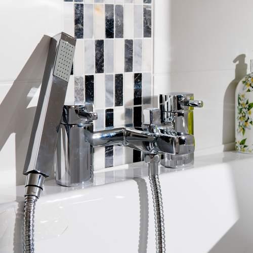 Aquabro NERO Bath Shower Mixer Tap