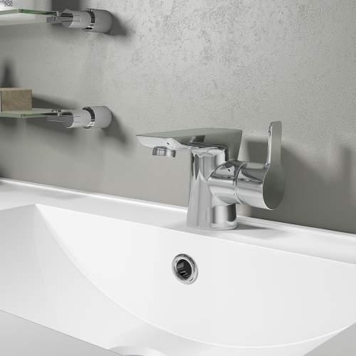 Aquabro PEDRAS Monobloc Basin Mixer Tap