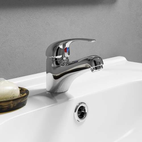 Aquabro RIO Monobloc Basin Bathroom Tap