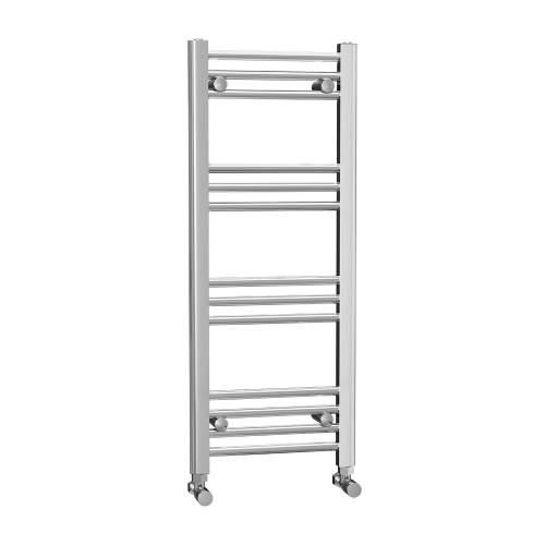 Aquabro 400 x 1000 Chrome Ladder Radiator