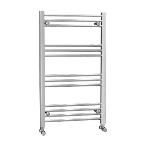 Aquabro 600 x 1000 Chrome Ladder Radiator
