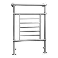 Aquabro Traditional Chrome Heated Towel Rail