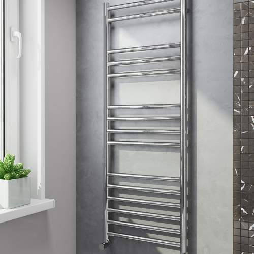 Aquabro Stainless Steel 800x450mm Towel Rail
