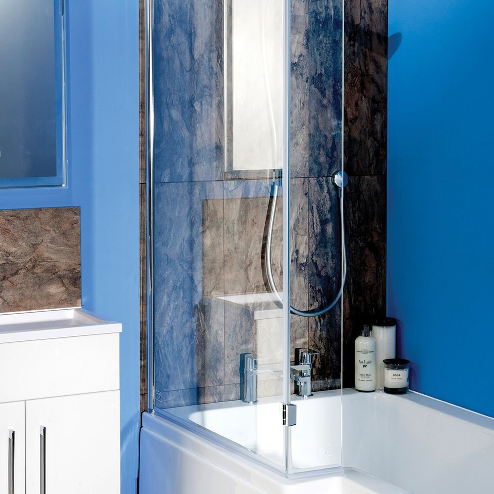 Contemporary Shower Screen Panels Picture Collection - Bathtub ...