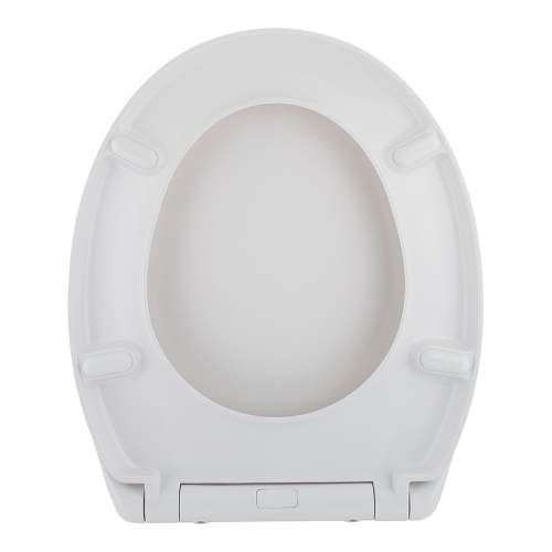 Aquabro Duroplast Soft Close Toilet Seat with Quick Release