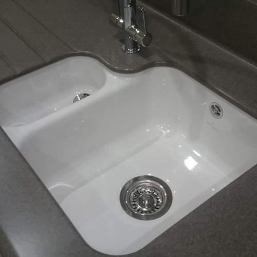 Villeroy & Boch CISTERNA 60B 1.5 Bowl Sink