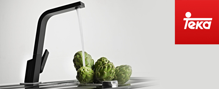 Teka kitchen taps