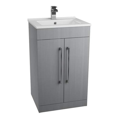 Aquabro Idon 500 2 Door Freestanding Basin Unit
