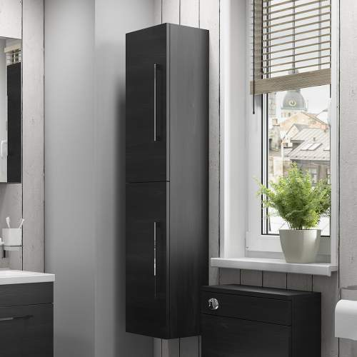 Aquabro Idon 800 Single Drawer Wall Hung Basin Unit