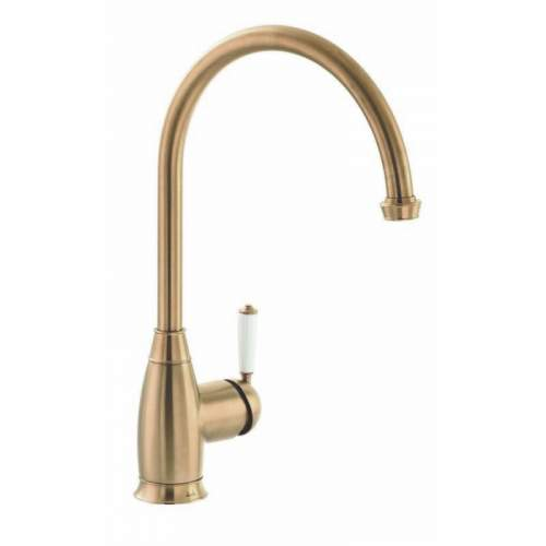 Abode ASTBURY Single Lever Mixer Tap in Forged Brass - AT3070